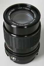 Sigma Mini Tele 135mm f3.5 lens  Nikon AI Manual Focus Mount