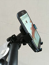 JL Golf Mobile phone holder Mount bike adjustable clamp iPhone universal GPS
