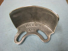 Vintage Go Kart REED Chain Guard for McCulloch Engines *Polished*