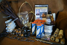 SUPPLY KIT Make an Antler Chandelier or Antler Lamp dvd elk deer antlers