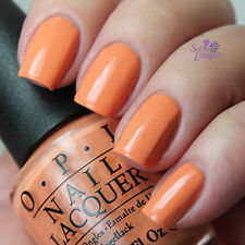 NEW! OPI Nail Polish Vernis IS MAI TAI CROOKED?