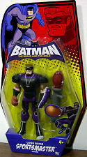 "BATMAN THE BRAVE and THE BOLD Collection_Long Bomb SPORTSMASTER 5"" action figure"