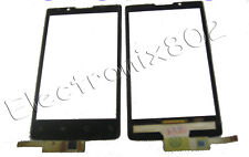 Huawei U9000 idoes X6 LCD Top Touch Screen Digitizer Front Glass Panel Pad Lens