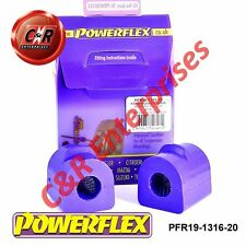 Ford Mondeo (00-07) Powerflex Rear ARB Bushes PFR19-1316-20