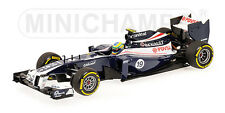 Minichamps 410 120089 Williams f1 mostra AUTO Bruno Senna 2012 LTD ED 1:43rd SCALA