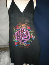 Ed Hardy Josephine Dedicated to the One I Love dress