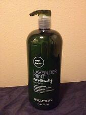 Paul Mitchell Tea Tree Lavender Mint Moisturizing Shampoo 33.8 oz 1 L