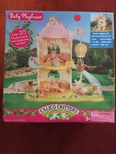 Calico Critters Baby Playhouse Windmill FREE SHIPPING CC2216 New Box Damage