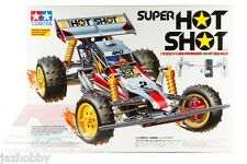 Tamiya 58517 1/10 Scale EP RC Off Road Car Buggy Super Hotshot 2012 Kit w/ESC