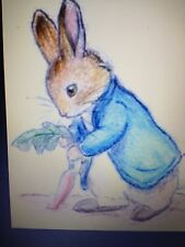 PETER RABBIT (1) cross stitch kit