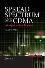 Spread Spectrum and CDMA : Principles and Applications by Valeri P. Ipatov...