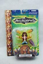 Animorphs Transformers Deluxe Rachel/Lion With Combat Claws NIB