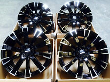 "20"" CALIBRE MANHATTAN ALLOY WHEELS 5X120 LOAD RATED VOLKSWAGEN VW TRANSPORTER T5"