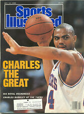 December 12 1988 Charles Barkley Philadelphia 76er Basketball Sports Illustrated