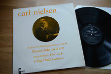 CARL NIELSEN ODEON MOAK 30.004  Erling Bloch Quartet LP nm/MINT
