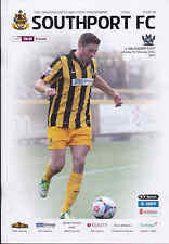 2013/14 SOUTHPORT V SALISBURY CITY 15-02-2014 Skrill Premier (Excellent)