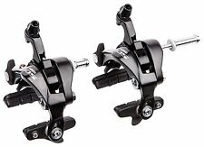 gobike88 Shimano 105 BR-5800 C Brake Calipers Front & Rear, Black, T79 T80