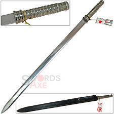 Daywalker Replica Blade Sword Mirror 440 Stainless Steel Metal Handle Full Tang