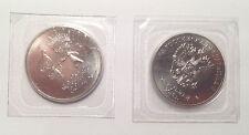2014 Sochi Olympic 25 Rubles Coin Games Russian Russia UNC Winter Olympics XXII