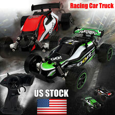 Electric 1/20 2WD High Speed Radio Remote Control Off Road Racing RC Car Truck