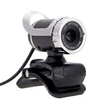50 Megapixel HD Camera Web Cam 360° with MIC Clip-on for Desktop Skype Computer