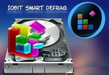 New Release iObit Smart Defrag Pro 5.0 , Defrag Hard Disk , 3 PC 1 Yr