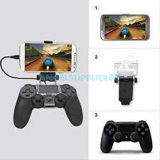 Smart Mobile Phone Clip Clamp Mount Holder For PlayStation PS4 Game Controller