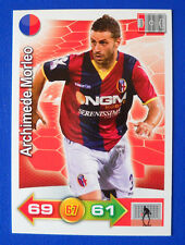 CARD CALCIATORI PANINI ADRENALYN 2011/12 - N. 21 - MORLEO - BOLOGNA - new