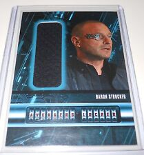 Avengers Age of Ultron Costume Trading Card Baron Strucker #AL-SV