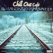 CHILL OUT CAFE 4 = Don Carlos/Clan Greco/At Jazz...= DEEP HOUSE DOWNTEMPO NUJAZZ