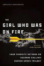 The Girl Who Was on Fire: Your Favorite Authors on Suzanne Collins' Hunger Games