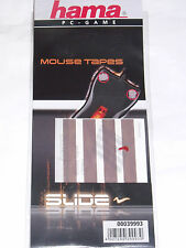 Hama PC Gamers SlideTapes Mouse Mice Gamers improves movement 39993
