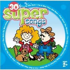 Countdown Kids 30 Super Songs (for ages 2+) CD