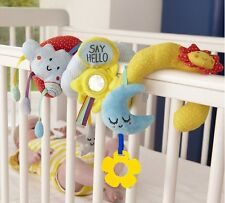 Cloud Sun Moon Star Baby's Twisty Curly Activity Toy Stroller Car Seat Cot Toy