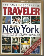 National Geographic Traveler November December 2000 Hidden New York/Grand Teton