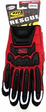 New Authentic Ringers Gloves Rescue Glove Red Size Large 345-10