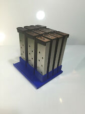 1911 Single Stack .45 Magazine Holder - Holds 12 Mags - 45acp - BLUE