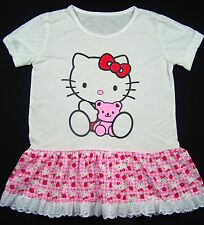 """Adult Baby Hello Kitty baby girl DRESS 38"""" chest*MsL BIG TOTS*"""
