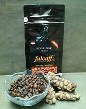 Civet Coffee Kopi Luwak ARABICA Roasted Beans Authentic CERTIFIED 100g / 3.5oz
