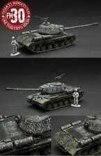 FIGARTI WW2 RUSSIAN EFR-012 WINTER JS-2 STALIN HEAVY TANK SET MIB
