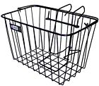 BRAND NEW ADIE BLACK WIRE FRONT CARRY BASKET+ BRACKET BIKE BICYCLE CYCLE BA9501