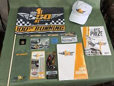 The Indy 500 Epic Race, 100th Running 12 Piece Souvenir Set
