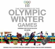 The Treasures of the Olympic Winter Games-ExLibrary
