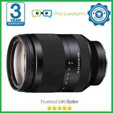 Sony FE 24-240mm f/3.5-6.3 OSS Lens  - 3 Year Warranty