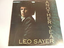 "LEO SAYER -""Another Year"" Lp  Ex w/ Lyric Insert   HTF"