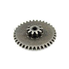 2mm Bore Hole 10T-0.6M 36T-0.5 Module Metal Double Gear Wheel Reduction Gear