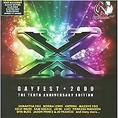 Various Artists - Gayfest 2009 ( CD ) 2 CD Set NEW / SEALED