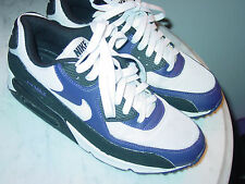 2011 Nike Air Max 90 Black/White/New Orchid Running Shoes! Size 8.5 $119.95