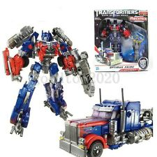 New Transformers 3 Optimus Prime Dark of the Moon Figure Car