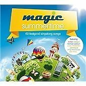Magic Summertime (2013) 3 x CD Haircut 100, Martha Reeves, Isley Bros - 60 Track